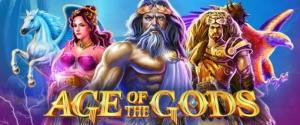 """Det är ingen hemlighet att de där gamla gudarna i """"Age of Gods"""" kommer behöva uppbåda krafter från gudsriket för att ta platsen"""